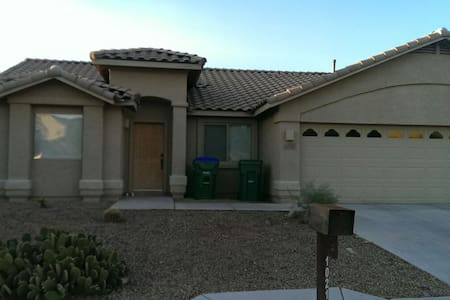 2 room - 1 Bed, 1 Couch w/pool.  - Sahuarita
