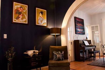 Room in Beautiful Art Deco House - Ciudad de México - House
