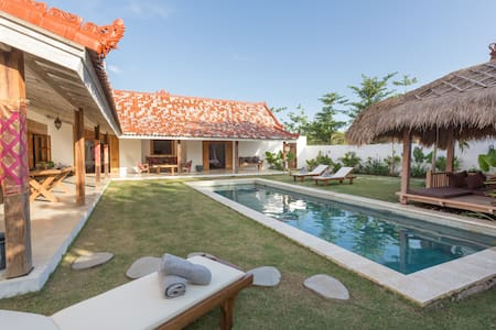 Bali Boheme villas near Surf Beach #VC - South Kuta