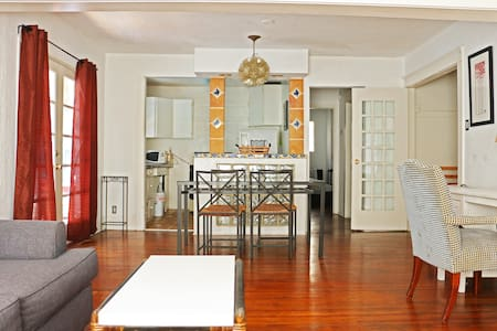 #01 Sunny Spanish 1BR in West Hollywood - West Hollywood - Apartment