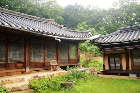 Hanok stay near Incheon airport - Jung-gu - Casa