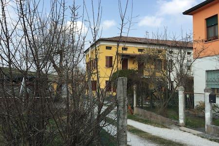 Mansarda Sampei, fiume PO  - Castelmassa - Lägenhet