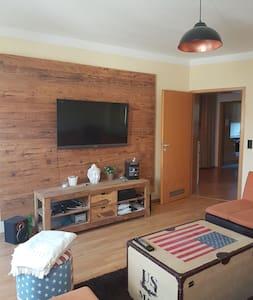2-Zimmer Wohnung mit Balkon in Bahnhofsnähe - Apartamento