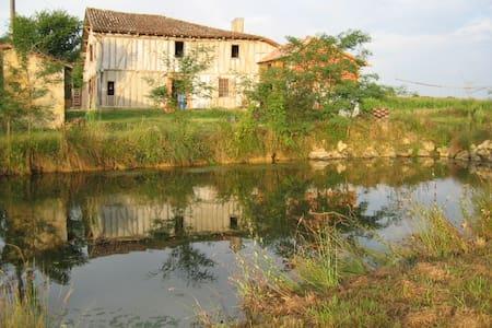 Chambre d'hôtes en Bas Armagnac - Dému - Hus