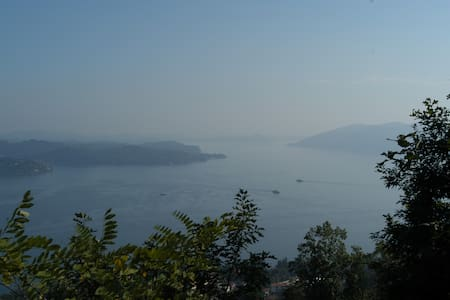 Your holiday on Lake Maggiore - Huoneisto