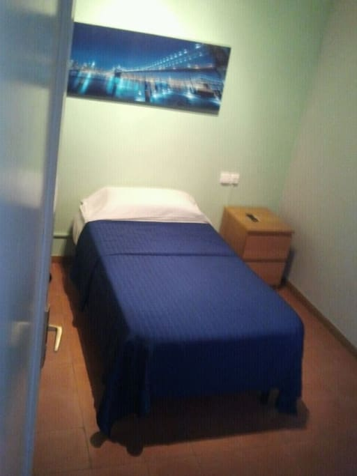 Rent rooms Barcelona downtown