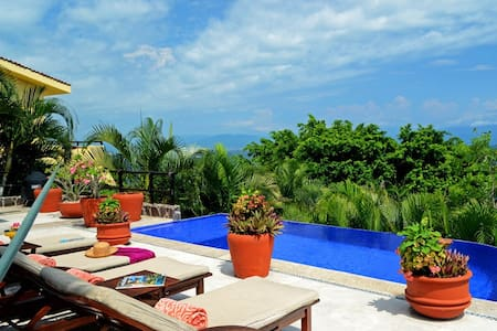 Villa Real Del Mar - Beautiful Home & Community! - La Cruz de Huanacaxtle