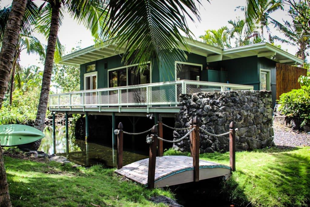 Kapoho Cottage