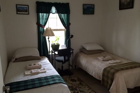 room close to I80, town and resorts - Apartamento