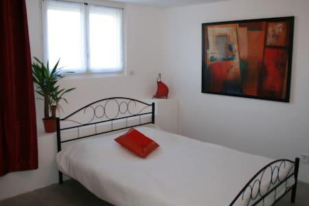 Pour les amoureux de la nature - Saint-Victor-des-Oules - Apartament
