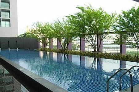 Apartment in Sukhumvit Thonglor - Bangkok - Wohnung
