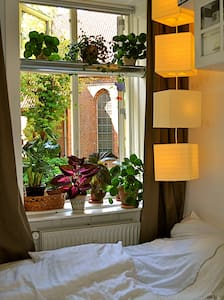 Small rooms in small flat