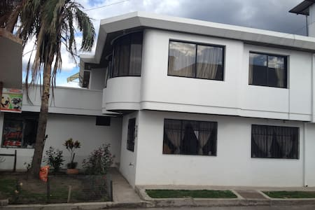Casa cerca del aeropuerto Mariscal Sucre - Ház