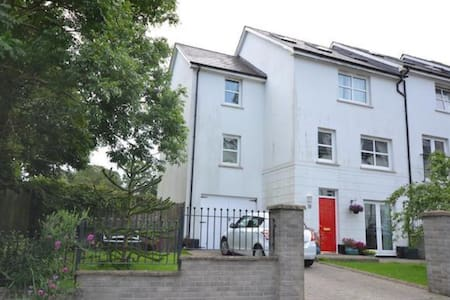 Four storey modern town house near to town centre - Haverfordwest