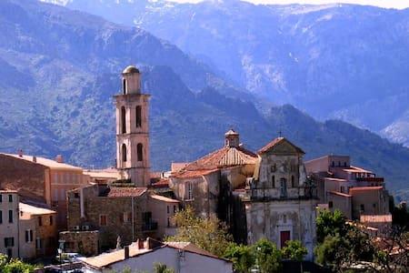 Haute Corse JOLIE MAISON dans VILLA - Hus