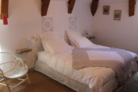 "B&B Ferme des P. ""Chambre Jonquille - Bed & Breakfast"