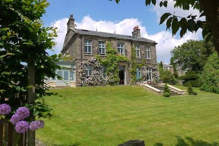 Grand Victorian House - luxury B&B - Hathersage