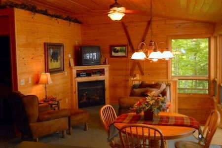 Cabin Rental - Hayward, WI - Kisház