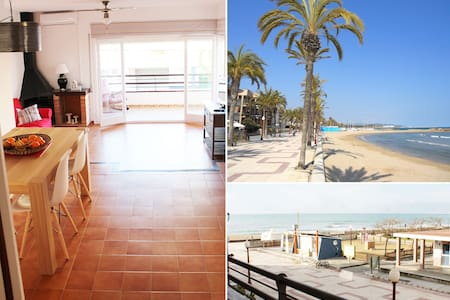 Beautiful seafront apartment  - Appartement