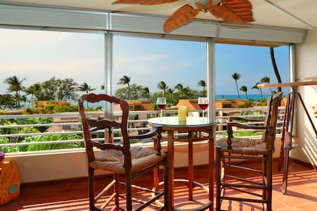 Ocean View, Steps to Beach, Exquisite New Listing! - Kihei