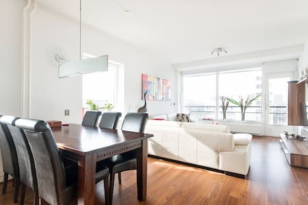 Spacious & modern 3-room apartment - Utrecht - Apartment