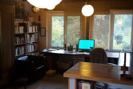 Logement en duplex avec terrasse - Beauvais - Apartment