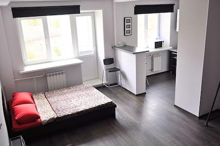 Апартаменты - студио, Гагарина, 2а - Appartement