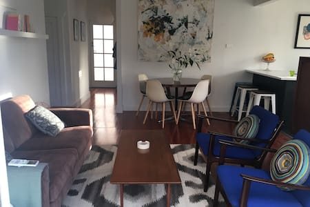 Spacious room in sunny cozy home - Auckland - Casa