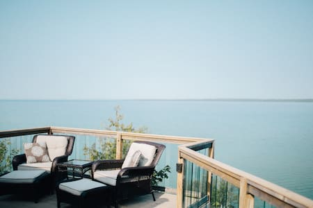 Private waterfront apartment with supreme views - Lakás