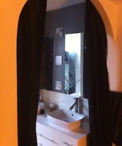 Chambre privée tout confort - Narbona - Loft