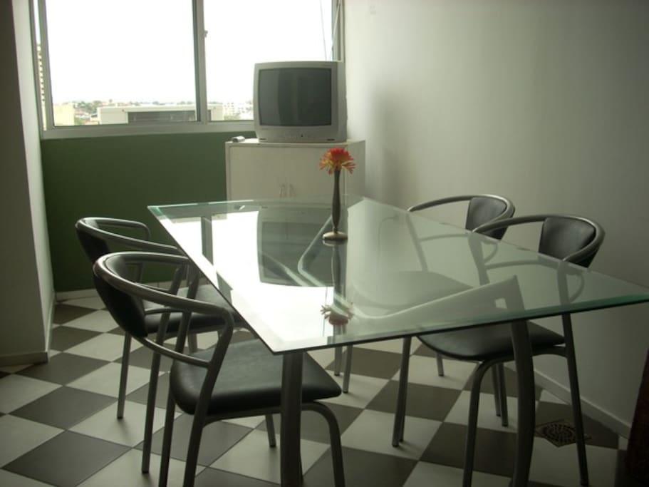A perfect apartment in Asunción