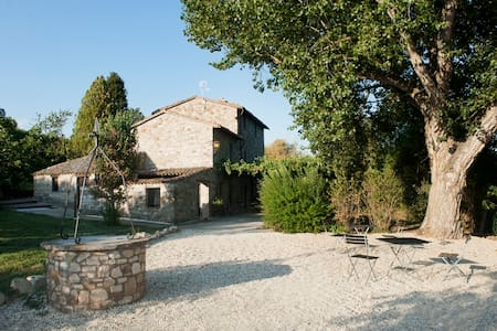 B&B - C'ERA UNA VOLTA.. UN MULINO - Todi - Bed & Breakfast
