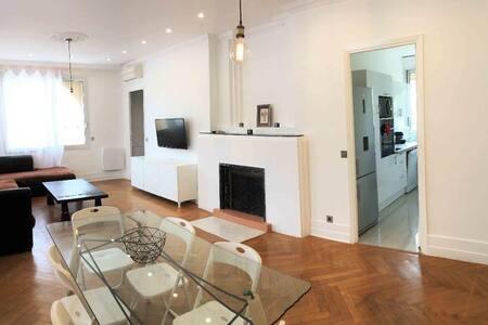 CANNES A DEUX PAS DES PLAGES ET DU CENTRE VILLE - Cannes - Apartment