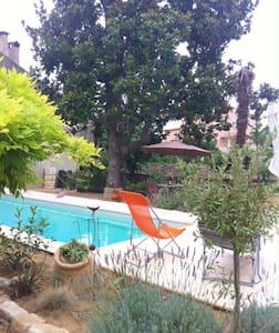 Great apartment in gorgeous garden
