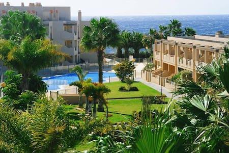 DUPLEX con vistas al mar y Teide. - Santa Creu de Tenerife