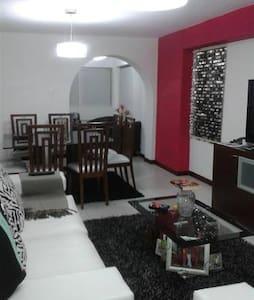 Acogedor Apartamento en Coche - Lakás