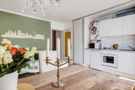 Zentrale & moderne 65 qm Wohnung - Munich - Appartement