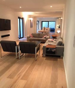 Contemporary loft & outdoor space 10 mn from Paris - Levallois-Perret