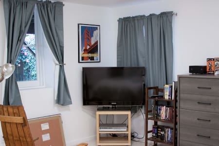 Cozy Studio In-law Unit near MacArthur BART - Oakland - Maison
