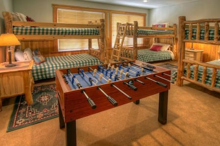 Timp Ridge Guest Apartment - Pis