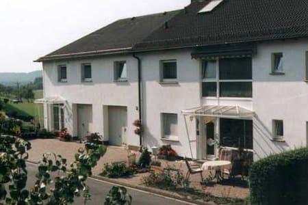 Ferienwohnung in der Vulkaneifel - Bettenfeld - Pis