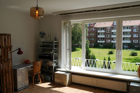Charming 1-Room-Apartment close to City Center - Appartement