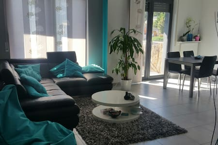 Beautiful apartment 70m2 - Appartement