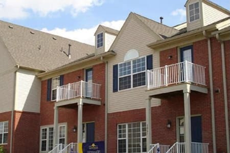 Cozy A² Suite2 - Ann Arbor - Casa