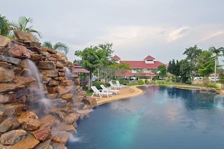 Studio room at Lake Villa Resort - Pattaya - Appartement
