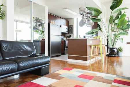 Perfect rm in downtown JerseyCity - Leilighet