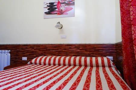 Cristina Rooms - Camera Singola( una persona ) - Roma - Bed & Breakfast