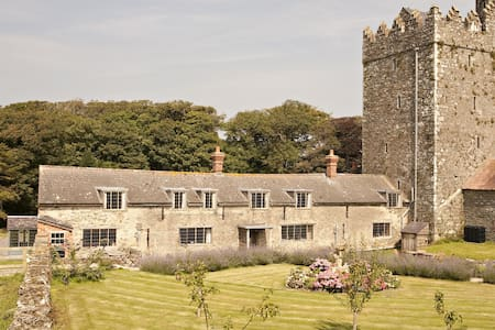 Boxwell Cottage at Butlerstown Castle - Chatka