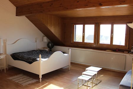 Charming BNB Bursins Switzerland - Bed & Breakfast