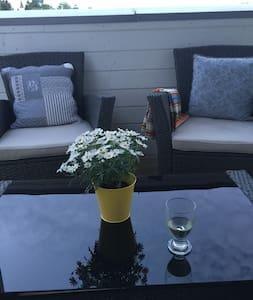 Moderne, ny leilighet - Apartment